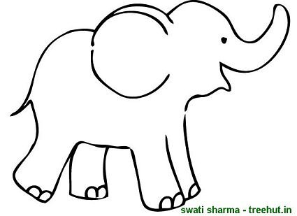 June 23 2010 11 43 00 pm categories clipart coloring pages for Paisley elephant coloring pages