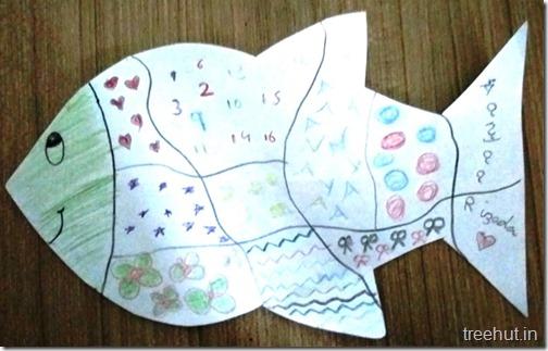 Pattern Art Pop Art by kids (10)