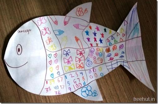 Pattern Art Pop Art by kids (11)