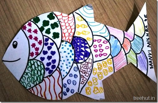 Pattern Art Pop Art by kids (13)