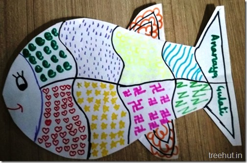 Pattern Art Pop Art by kids (14)