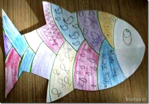 Pattern Art Pop Art by kids (15)