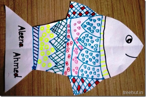 Pattern Art Pop Art by kids (3)