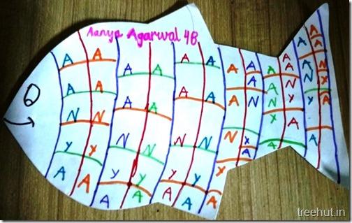Pattern Art Pop Art by kids (7)