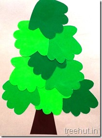 christmas tree craft 1_1