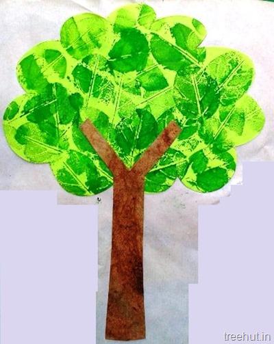 Tree Craft Ideas