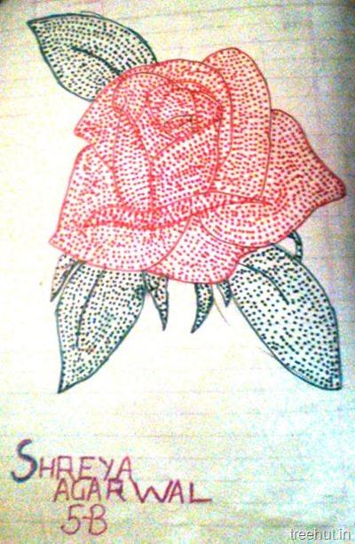 Dot Art By Shreya Agarwal