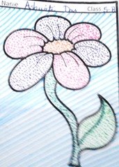 dot-art-flower by ashwita dua lmgc lko