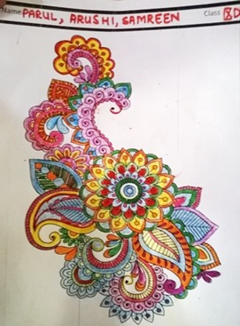paisley-design by Parul Arushi and Samreen