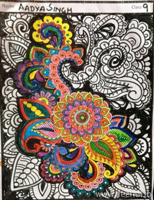 paisley child art