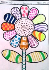pattern-art idea flower
