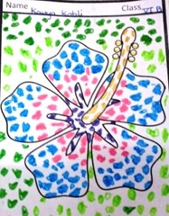 mosaic-art-flower 34