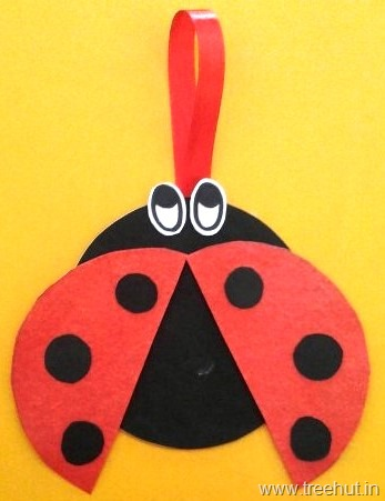 C D Craft Ladybird