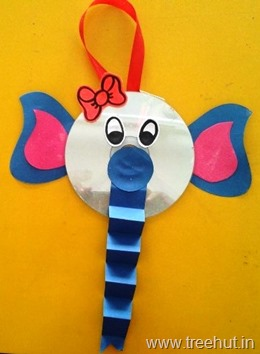 cd craft idea for kids rainy day activity