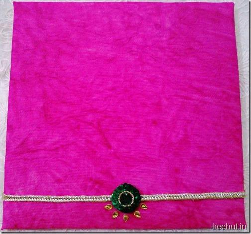 Diwali DIY, Craft Gift Hamper Platters (1)