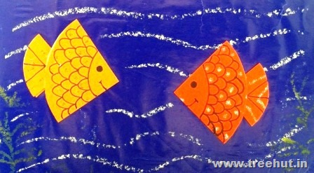 Easy Origami Fish - Origami for Kids | Origami für kinder, Origami ... | 247x448