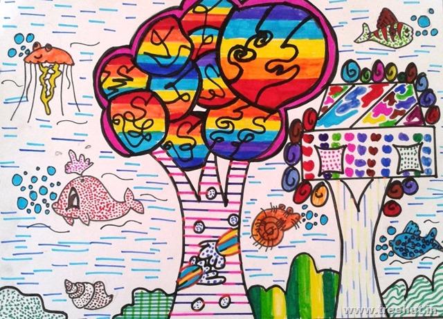 Creative Art Ideas