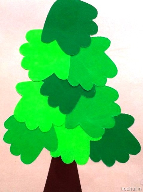 christmas craft for preschool kids