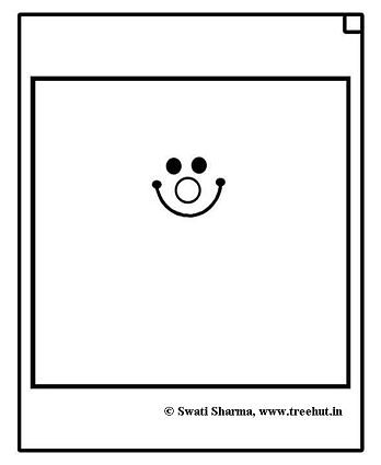 Printable Cute Pre School Coloring pages