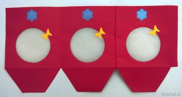 Easy Diy Paper Lantern Template