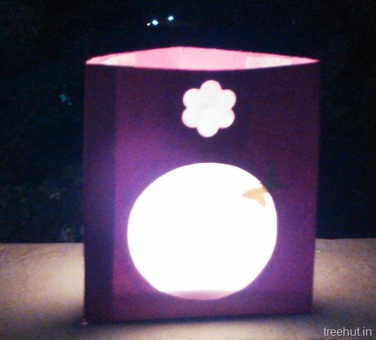 diy paper lanterns design templates