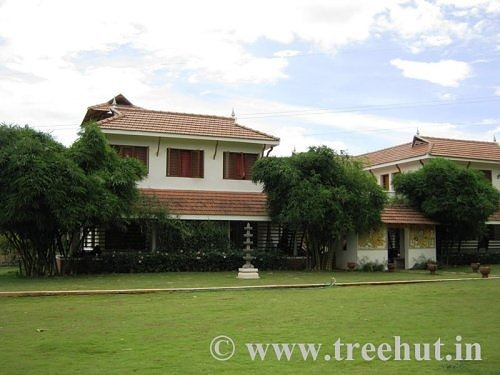 Krishna Kutir eco friendly architecture