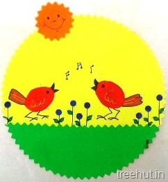 Bird Craft For Preschool