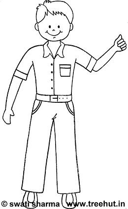 simple boys coloring pages - Boys Coloring Sheets