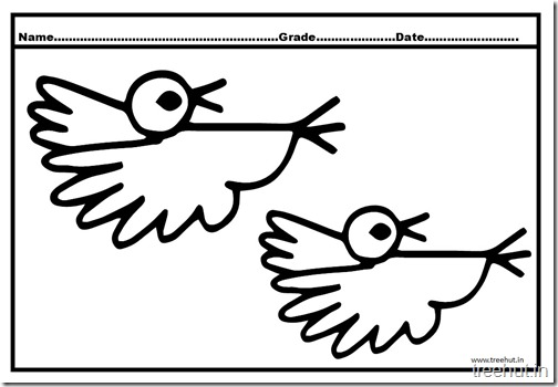 Flying Birds Coloring Pages (5)