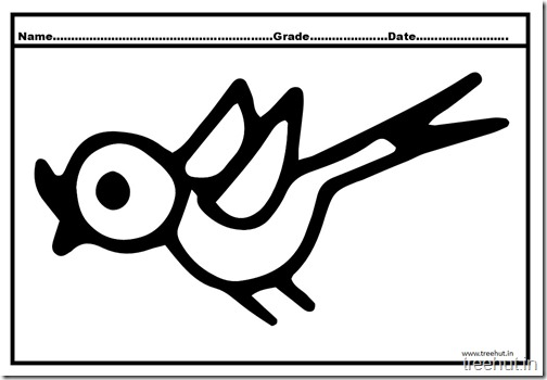 Flying Birds Coloring Pages (6)