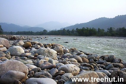 River Kosi Ramnagar Tiger Camp