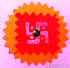 block printing rakhi craft ideas