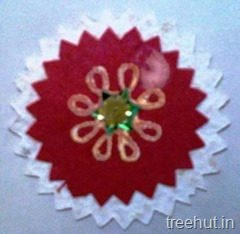 block printing rakhi ideas lucknow