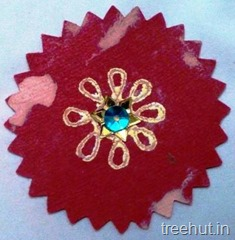 diy block printing rakhi ideas 4