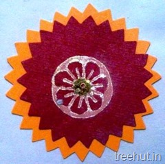 diy block printing rakhi ideas 8