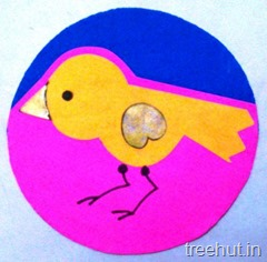 bird rakhi craft for kids (2)