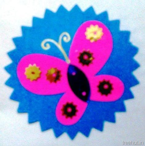 Animals Rakhi Craft for Kids