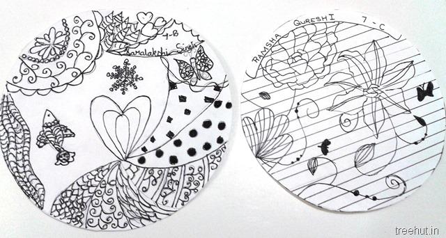 zentangle artchildren