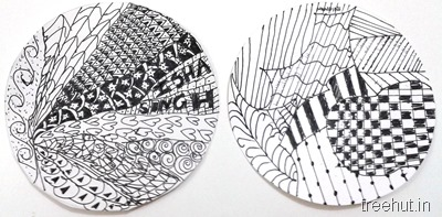 how to boost creativity zentangle art