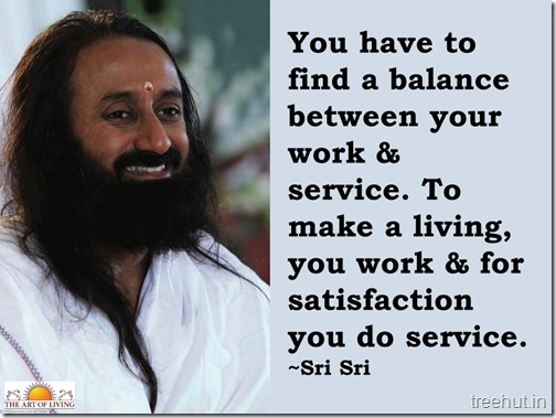 Knowledge quotes wallpaper by sri sri Ravi Shankar (3)