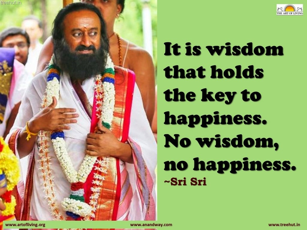 Quotes To Help Our Minds By Sri Sri Ravi Shankar