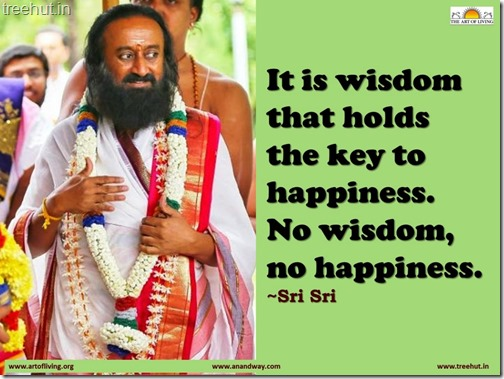Wisdom quotes wallpaper by sri sri ravishankar (1)