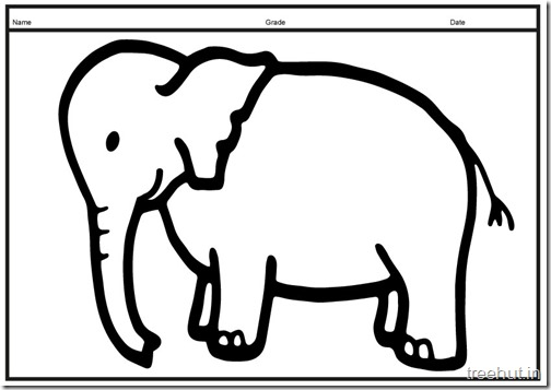 printable big elephant coloring pages (3)