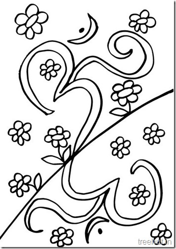 Aum-India-Coloring-Page
