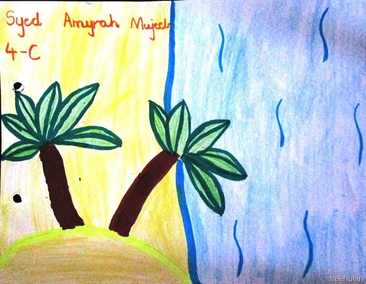 Amazing Child Art By Indian Kids