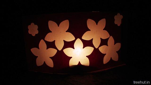 Diwali Decorations Paper Lanterns