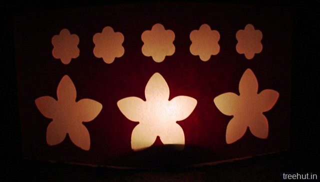Diwali Decorations Paper Lanterns