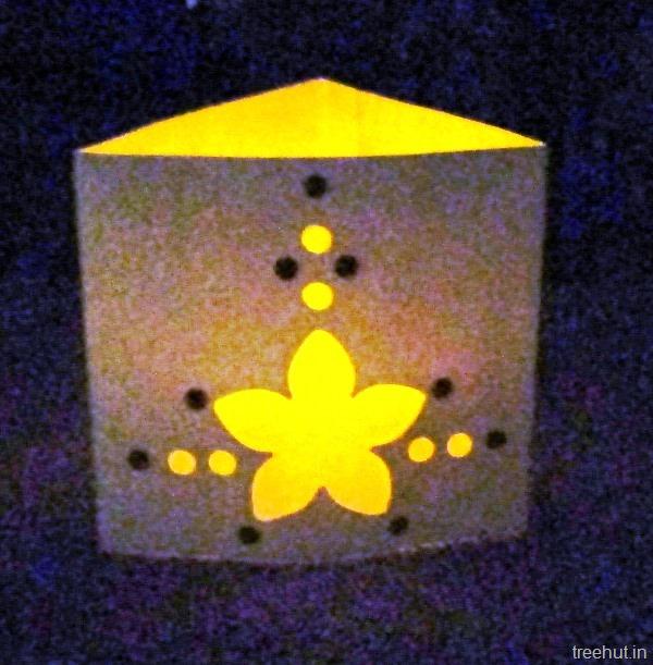 Craft Paper Lanterns Festivals Diwali Christmas Diy Templates Swati Sharma