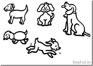 Dog Coloring Pages (1)