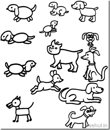 Dog Coloring Pages (3)